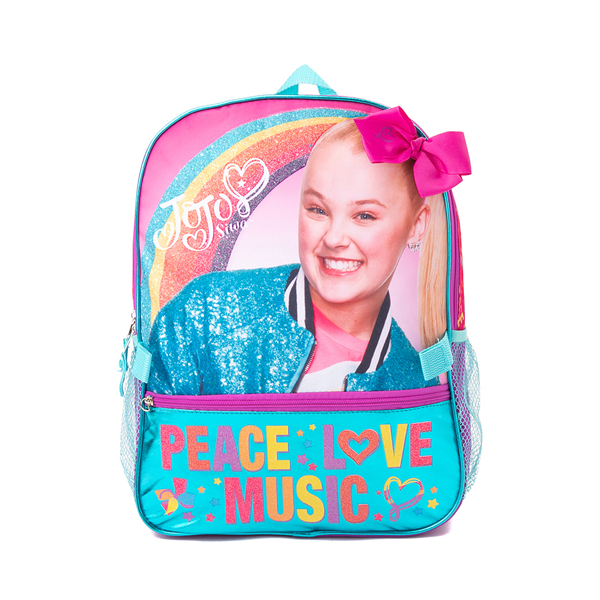 alternate view JoJo Siwa™ Backpack Set - PinkALT3B