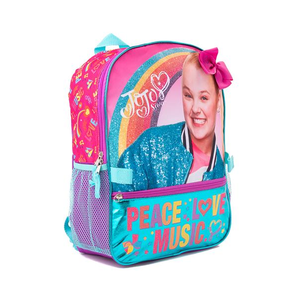alternate view JoJo Siwa™ Backpack Set - PinkALT4B