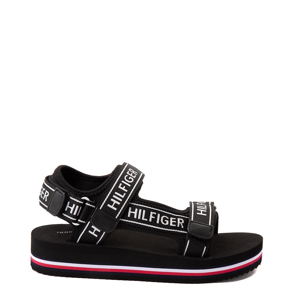Womens Tommy Hilfiger Nurii Platform Sandal - Black