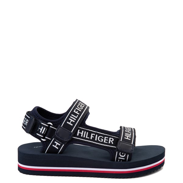 Main view of Womens Tommy Hilfiger Nurii Platform Sandal - Navy