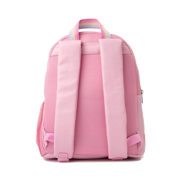 alternate view Love Tie Dye Backpack - Pink / MulticolorALT2