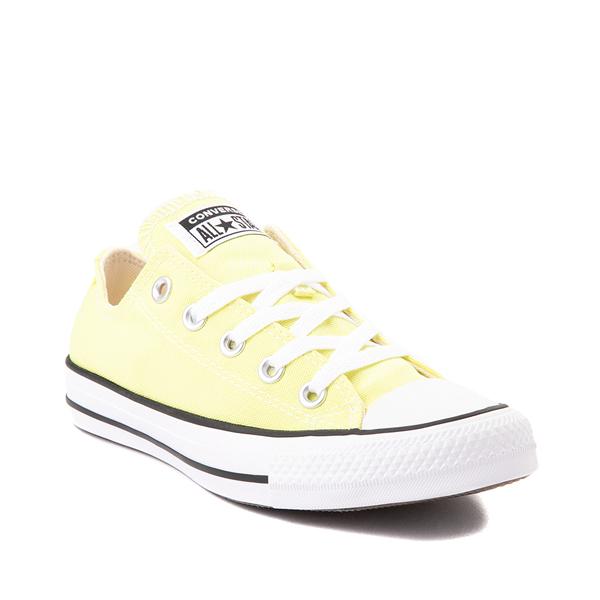 alternate view Converse Chuck Taylor All Star Lo Sneaker - Light ZitronALT5