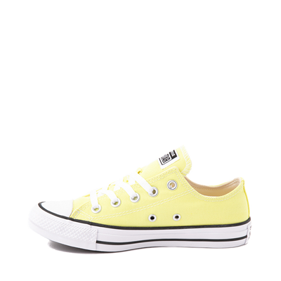 Alternate view of Converse Chuck Taylor All Star Lo Sneaker - Light Zitron