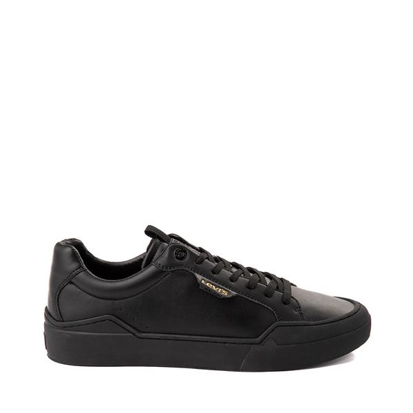 Mens Levi's 521 XX Lo Casual Shoe - Black Monochrome