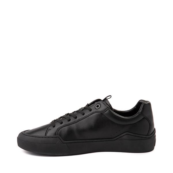 alternate view Mens Levi's 521 XX Lo Casual Shoe - Black MonochromeALT1