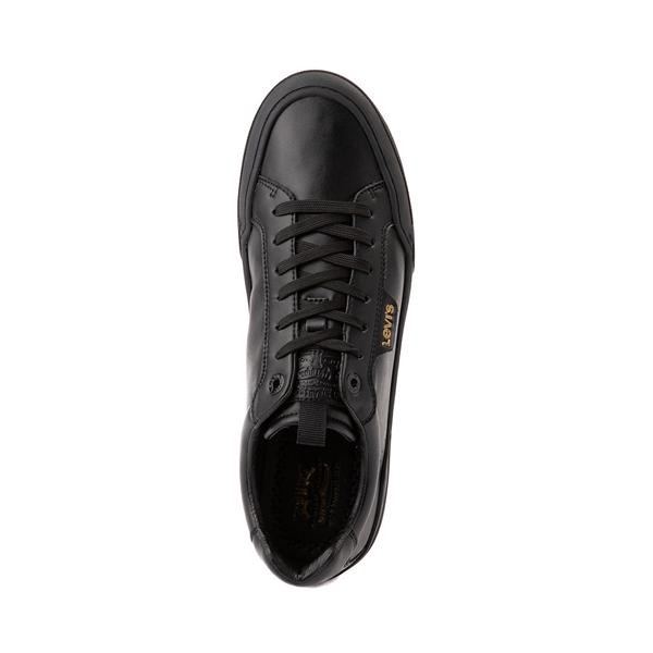 alternate view Mens Levi's 521 XX Lo Casual Shoe - Black MonochromeALT2