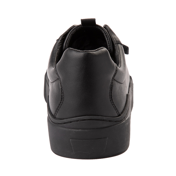 alternate view Mens Levi's 521 XX Lo Casual Shoe - Black MonochromeALT4