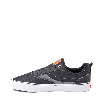 Alternate view of Mens Levi's 501® Lance Casual Shoe - Navy