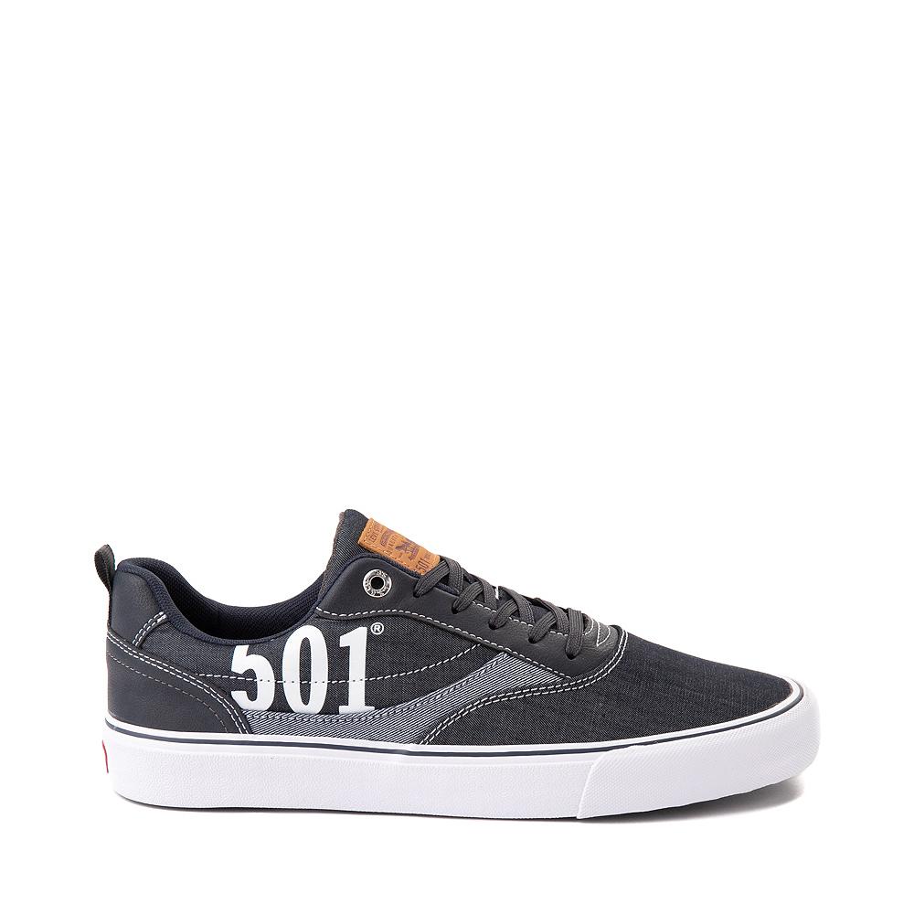 Mens Levi's 501® Lance Casual Shoe - Navy