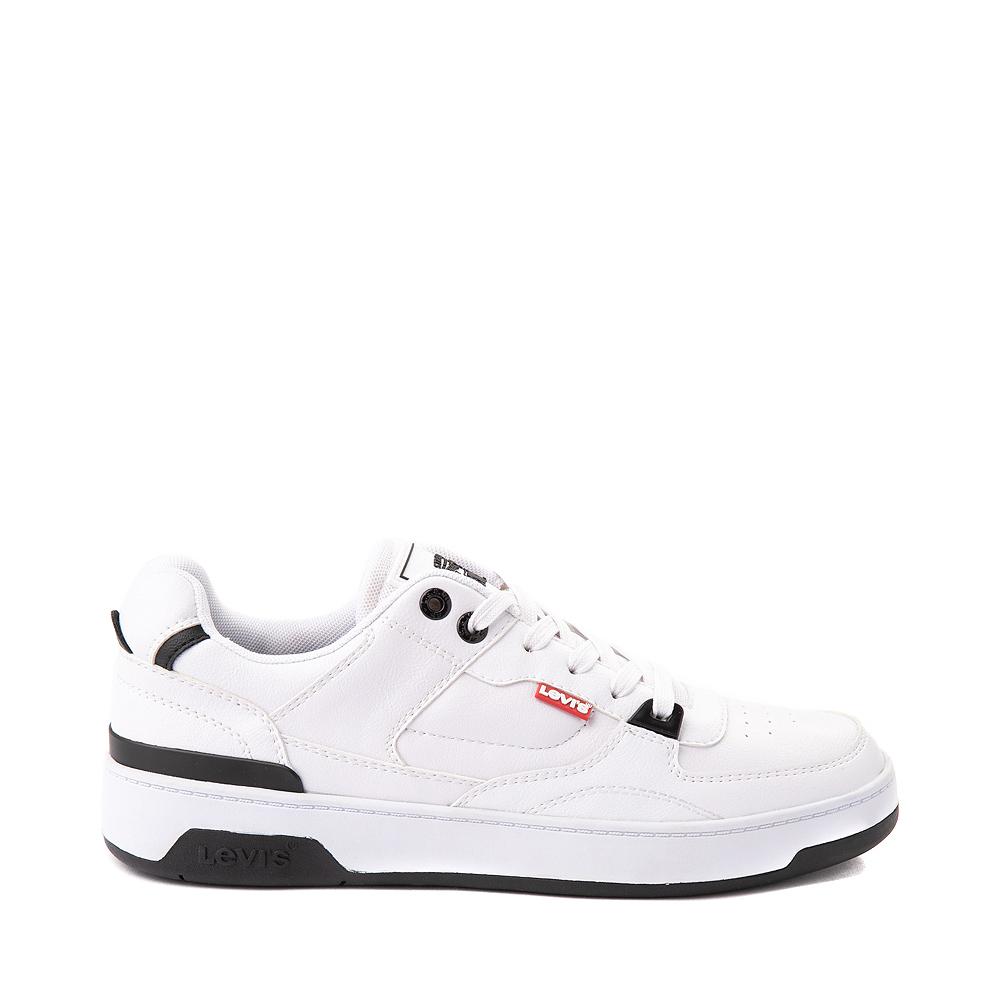 Mens Levi's 521 Mod Lo Athletic Shoe - White