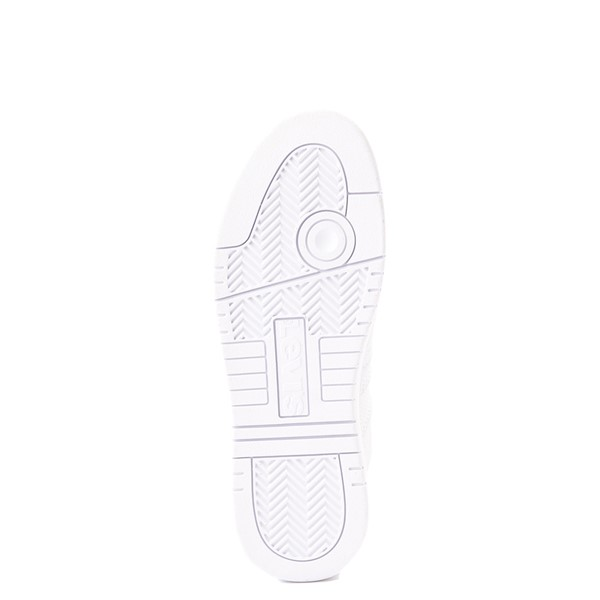 alternate view Womens Levi's 521 BB Hi Casual Shoe - WhiteALT3