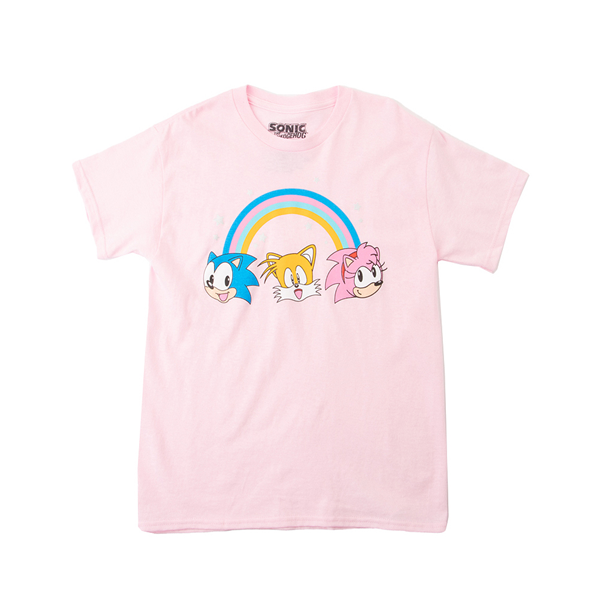 Sonic The Hedgehog™ Character Tee - Little Kid / Big Kid - Pink