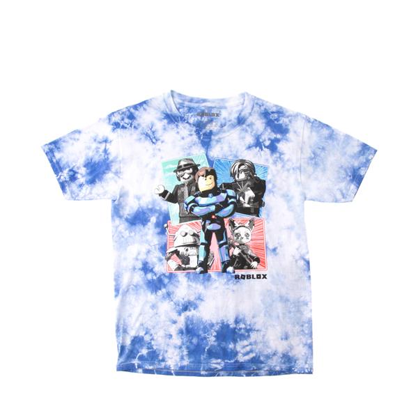 Roblox Cloud Wash Tee - Little Kid / Big Kid - Blue