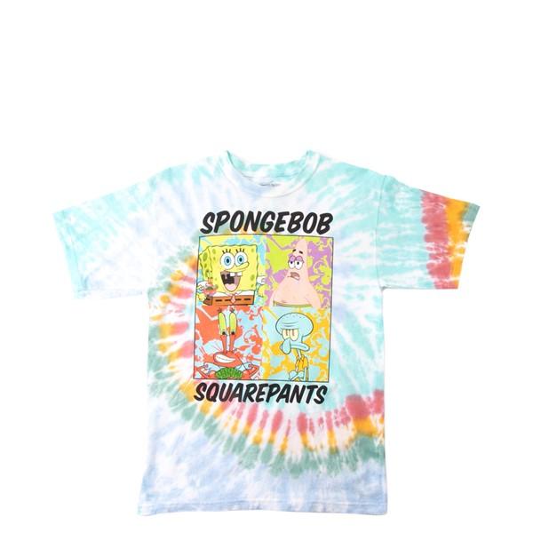 SpongeBob SquarePants™ Group Tee - Little Kid / Big Kid - Tie Dye