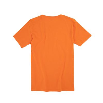 Alternate view of Naruto Triangle Tee - Little Kid / Big Kid - Orange