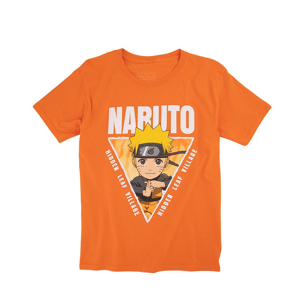 Naruto Triangle Tee - Little Kid / Big Kid - Orange