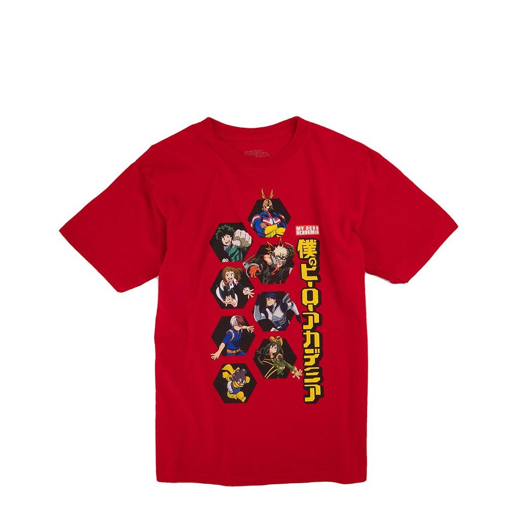 My Hero Academia Tee - Little Kid / Big Kid - Red