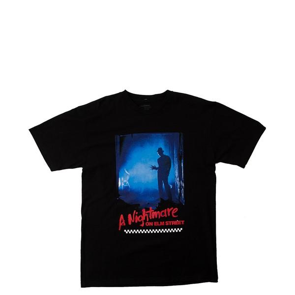 Mens Vans x Horror A Nightmare On Elm Street Tee - Black