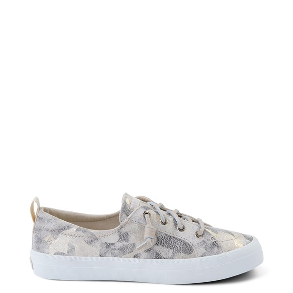 Main view of Womens Sperry Top-Sider Crest Vibe Casual Shoe - Ivory Camo