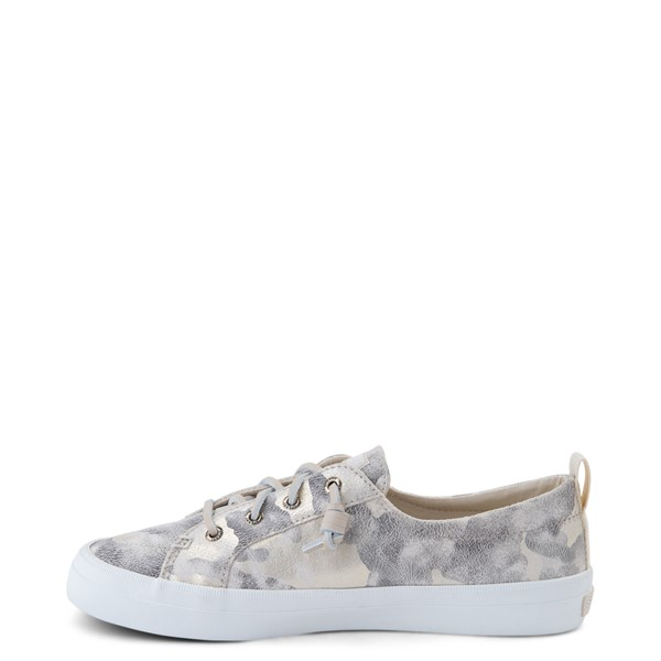 alternate view Womens Sperry Top-Sider Crest Vibe Casual Shoe - Ivory CamoALT1
