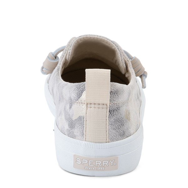 alternate view Womens Sperry Top-Sider Crest Vibe Casual Shoe - Ivory CamoALT4