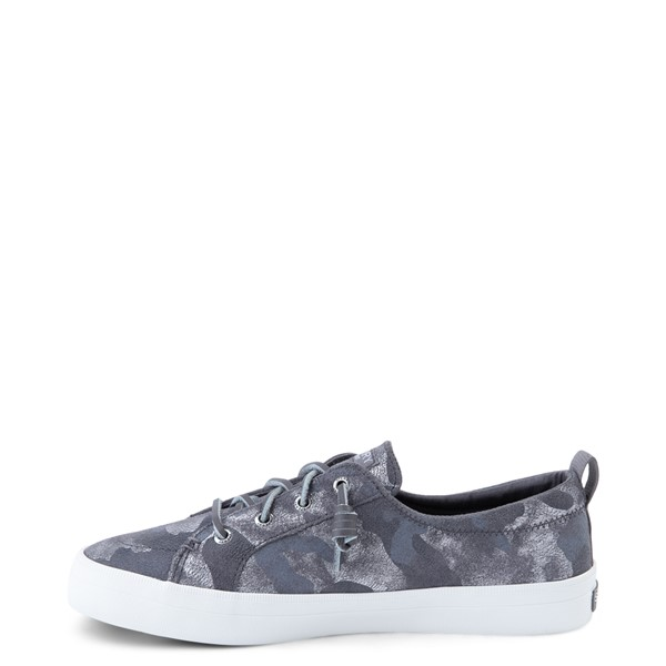 alternate view Womens Sperry Top-Sider Crest Vibe Casual Shoe - Silver CamoALT1