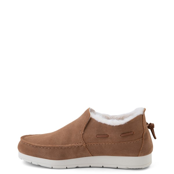 alternate view Womens Sperry Top-Sider Moc-Sider Slip On Casual Shoe - TanALT1