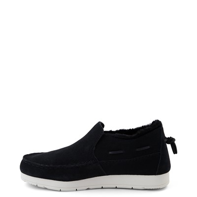 Alternate view of Womens Sperry Top-Sider Moc-Sider Slip On Casual Shoe - Black
