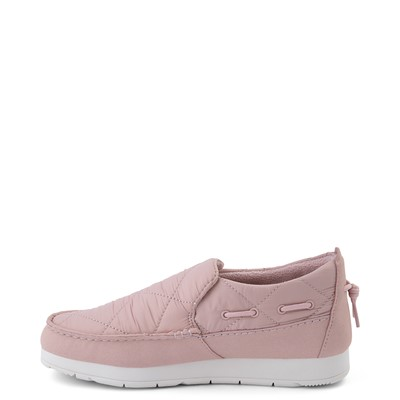 Alternate view of Womens Sperry Top-Sider Moc-Sider Slip On Casual Shoe - Pink