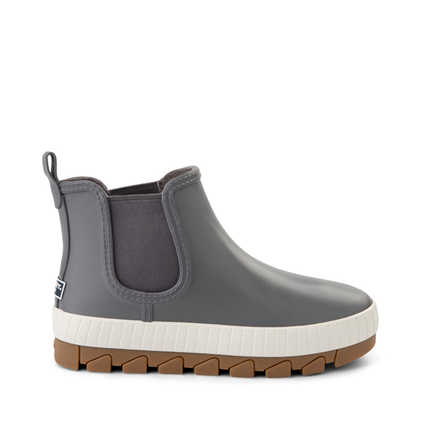 Main view of Womens Sperry Top-Sider Torrent Chelsea Rain Boot - Gray