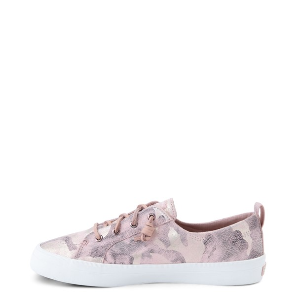 alternate view Womens Sperry Top-Sider Crest Vibe Casual Shoe - Pink CamoALT1