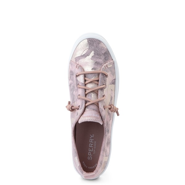 alternate view Womens Sperry Top-Sider Crest Vibe Casual Shoe - Pink CamoALT2