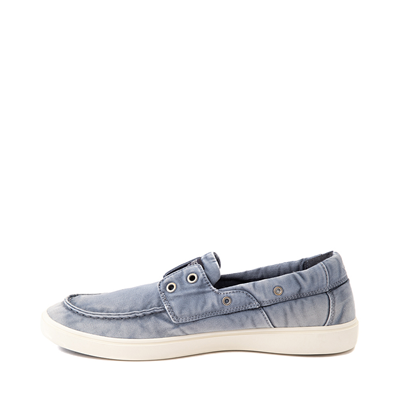 Alternate view of Mens Sperry Top-Sider Outer Banks Boat Shoe - Blue
