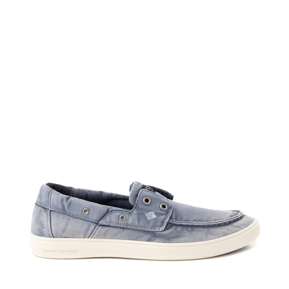 Mens Sperry Top-Sider Outer Banks Boat Shoe - Blue