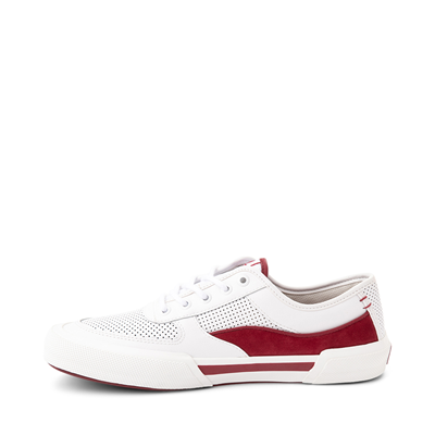 Alternate view of Mens Sperry Top-Sider Soletide Sneaker - White / Red