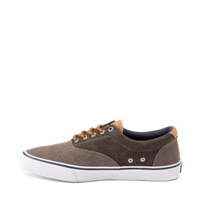 Alternate view of Mens Sperry Top-Sider Striper II Casual Shoe - Olive