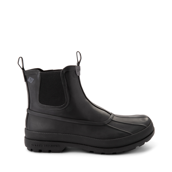 Main view of Mens Sperry Top-Sider Cold Bay Chelsea Boot - Black