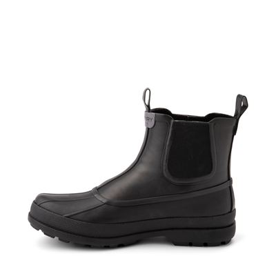 Alternate view of Mens Sperry Top-Sider Cold Bay Chelsea Boot - Black