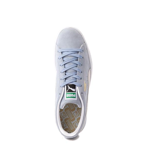 alternate view Mens Puma Suede Athletic Shoe - Forever BlueALT2
