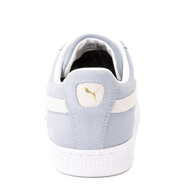 alternate view Mens Puma Suede Athletic Shoe - Forever BlueALT4