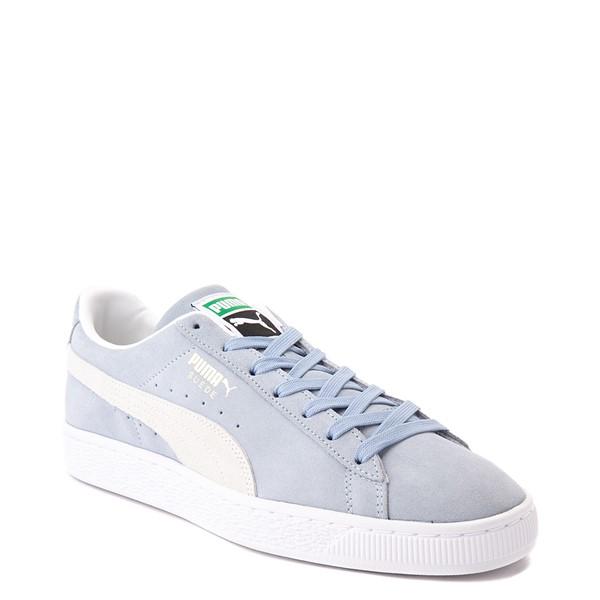 alternate view Mens Puma Suede Athletic Shoe - Forever BlueALT5