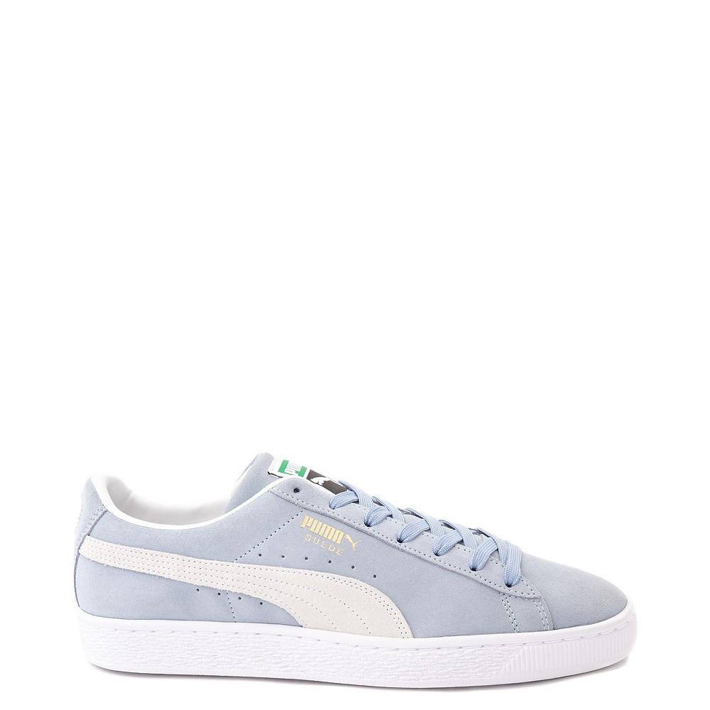 Mens Puma Suede Athletic Shoe - Forever Blue