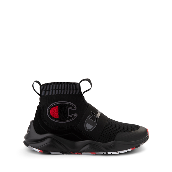 Main view of Champion Rally Pro Athletic Shoe - Big Kid - Black / Multicolor