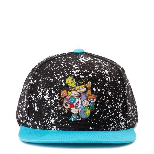 Main view of Nickelodeon Snapback Cap - Little Kid / Big Kid - Black