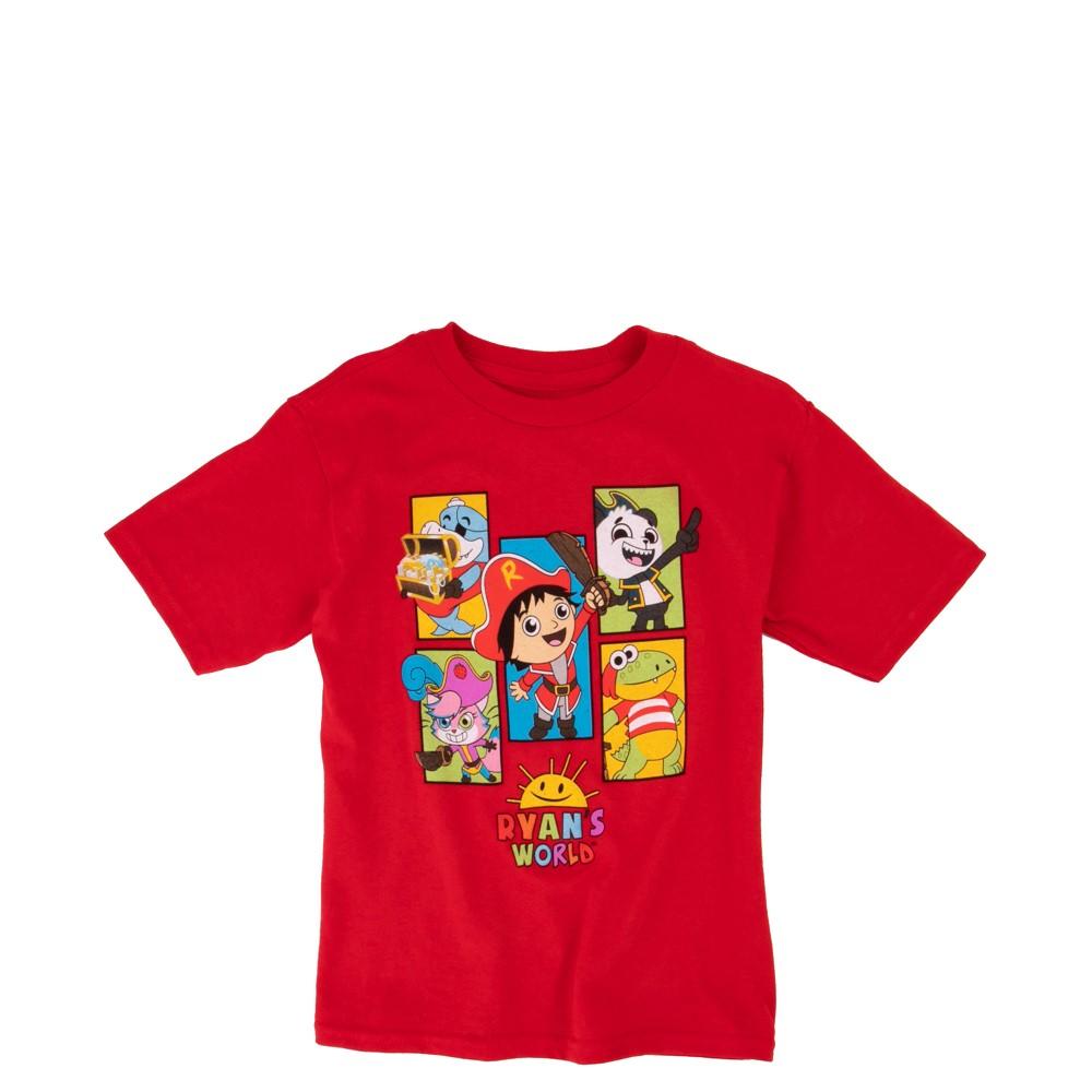 Ryan's World Tee - Toddler - Red