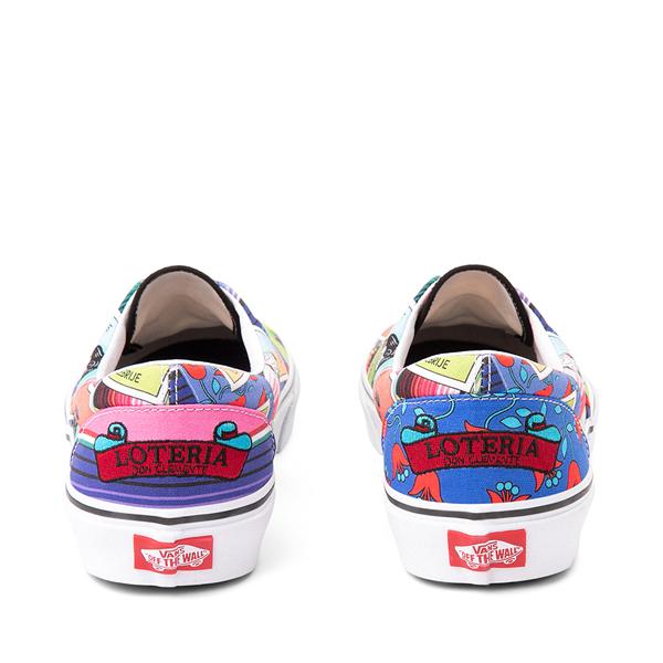 alternate view Vans Loteria Era Skate Shoe - Patchwork MulticolorALT4