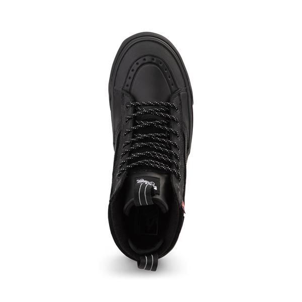 alternate view Vans Sk8 Hi MTE-2 Skate Shoe - Black MonochromeALT2