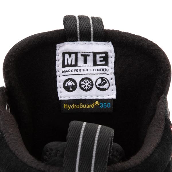 alternate view Vans Sk8 Hi MTE-2 Skate Shoe - Black MonochromeALT2B