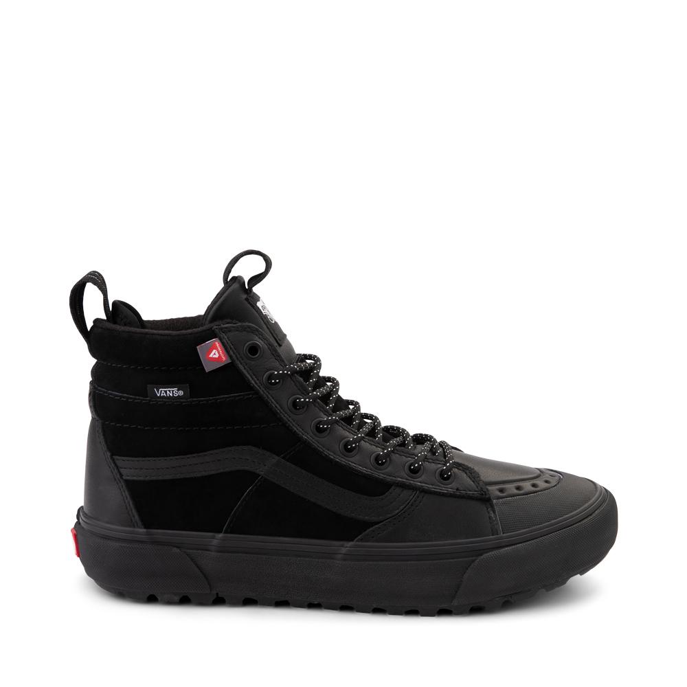 Vans Sk8 Hi MTE-2 Skate Shoe - Black Monochrome