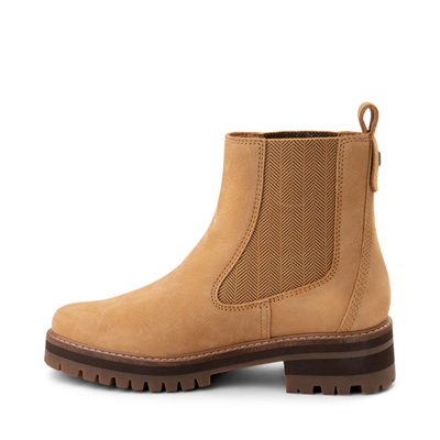Alternate view of Womens Timberland Courmayeur Valley Chelsea Boot - Wheat